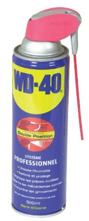 SPRAY-WD40-SISTEMA-PROFESSIONALE-500-mL