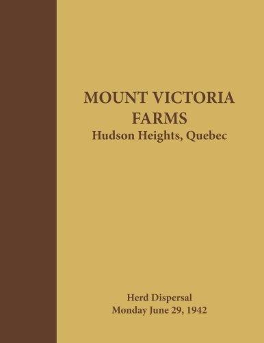 Mount Farm (Mount Victoria Farm)