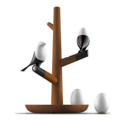 FAN4ZAME Fashion Bedroom Bedside Lamp Light Energy-Saving Desk Lamp