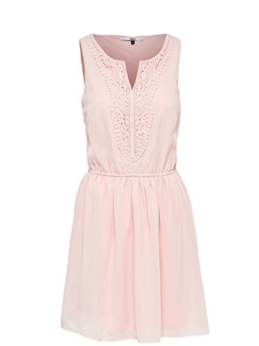 ONLY - Vestito da donna loose fit carol short dress 40 rosa cipria