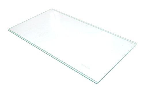 Beko 4350792000 Kühlschrankzubehör/Einlegeböden/Refrigeration Top/Middle Glasregal