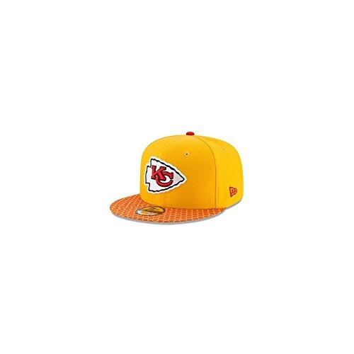 New Era Snapback Cap - NFL 2017 SIDELINE Kansas City Chiefs