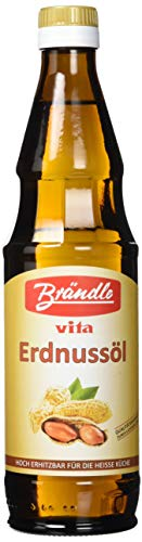 Brändle vita Erdnussöl, raffiniert, 500 ml