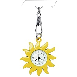 Sun Fob Watch Great Midwife Nurse Gift Present