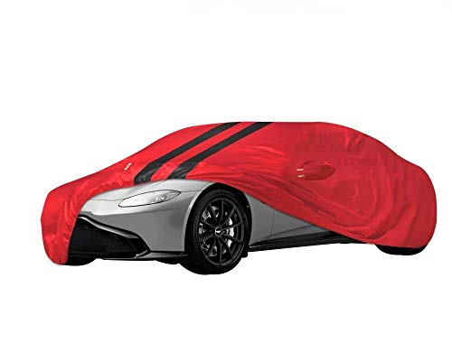 Custom Fit Car-Cover for Ferrari 1993-1995 348 Spider 2-Türer Cabrio, Outdoor Durable Waterproof/UV-Schutz/Regen/Schnee
