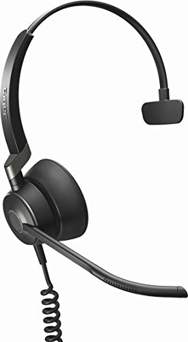 Jabra Engage 50 Mono digitales Call-Center-Kabel-Headset mit USB-C-Konnektivität  für Softphones (PCs)/Tablets/Smartphones