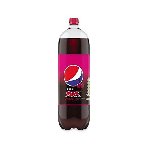 Pepsi Max 2L Cerises (Paquet de 6)