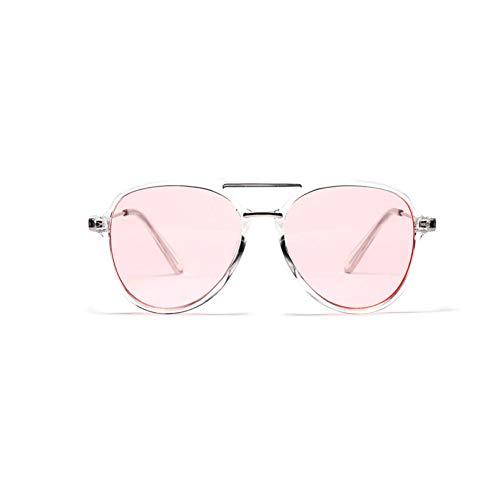 YOGER Sonnenbrillen Halbe Metallqualitätssonnenbrillenmänner Women Flache Obere Schwarze Rote Schatten Für Frauen Weibliches Uv400