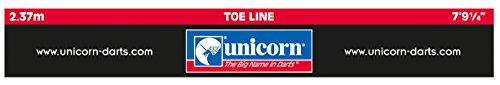 *Neu Unicorn Zielscheiben Linie Zu Spielen Selbstklebend Zielscheiben Zehe Linie Darts Wurflinie*