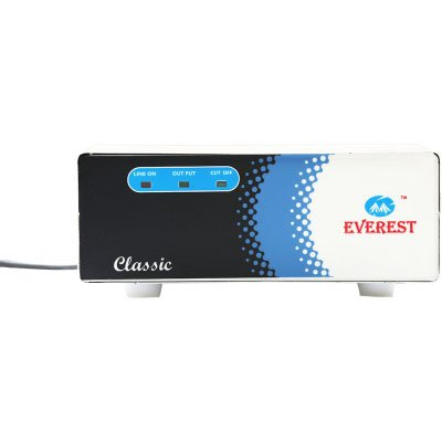 Everest ECC-100 Voltage Stabilizer (Multicolor)