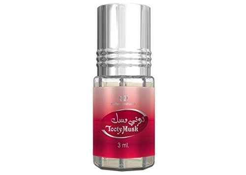 Tooty al Musk Al Rehab Parfüm 3ml unisex Roll on Parfümöl Alkoholfrei