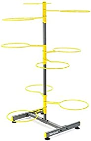 Reebok RSRK-GB Gym Ball Rack - 9 Rack