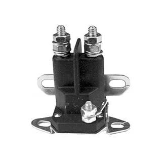 Universal 3 pole starter solenoid; MTD 725-0771, 725-1426; Murray 424285, 924285, 21261, 24285; Ariens 3057700; Bolens 1751569; Toro 111674, Snapper 18817 and Many others.