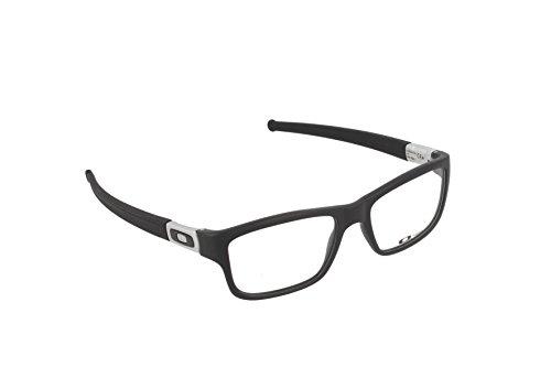 Oakley Herren OX8034 53 803401 Brillengestelle, Schwarz,