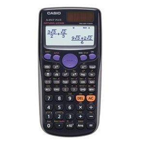 Casio FX-85 GT Plus SCHWARZ + deutsche Taschenrechner.de - Praxisanleitung