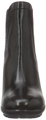 XTI Damen 65364 Biker Boots Schwarz (Black)