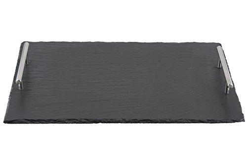 apollo-40-x-30-cm-slate-rectangular-tray-with-handles