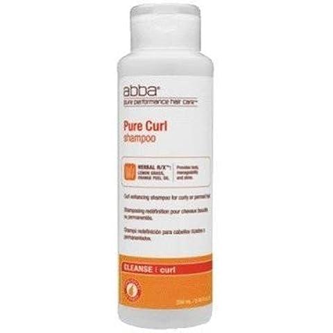 ABBA Pure Curl Shampoo Curl Enhancing 8.45 fl. oz by