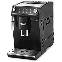 De'longhi Autentica Etam 29.510.B - Cafetera Superautomática, 1450 W, negro