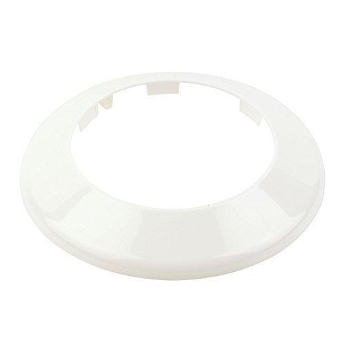 Talon pc110wh Rohr Halsband, weiß, 110mm