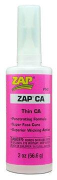 Pacer Technology (Zap) Zap CA adhésifs, 56,7gram