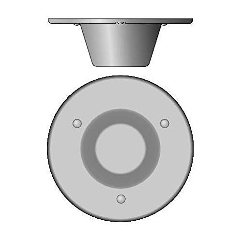Cisco Multi-Band Antenne OmniDirectional Antenna-Ceiling Mount-(50Ohm, VERTICALLY Linear, 50W, 280g, 18cm, 18cm) Ceiling Mount Antenna