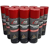 PEAK Products - Limpiador de Frenos sin acetona (500 ML, 12 Unidades)