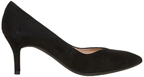 Unisa - Kun_f16_ks, Scarpe col tacco Donna Nero (Nero (nero))
