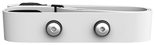 Polar 91053145 Soft Strap Elastico, Bianco, M-XXL