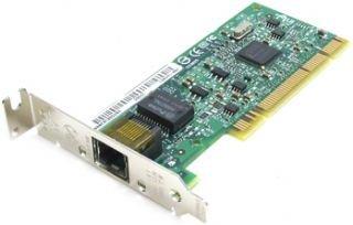 Intel PRO/1000 GT Desktop Adapter Interno Ethernet 1000Mbit/s Adaptador y Tarjeta de Red - Accesorio de Red (Alámbrico, PCI, Ethernet, RJ-45, 1000 Mbi