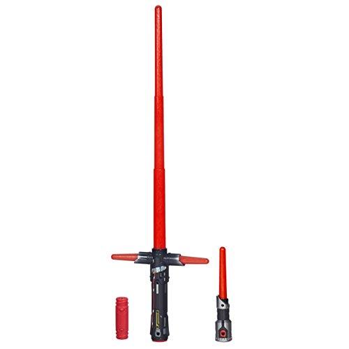 Imagen 9 de Star Wars - Sable electrónico Kylo Ren, Color Rojo (Hasbro B2948EU4)