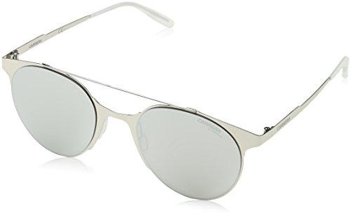 Carrera Unisex-Erwachsene 115/S SS 010 Sonnenbrille, Silber (Palladium Grey Speckled Silver), 50