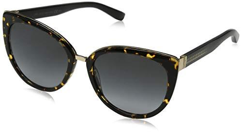 Jimmy Choo Damen DANA/S 9O 2KU 56 Sonnenbrille, Schwarz (Havana Black/Grey),