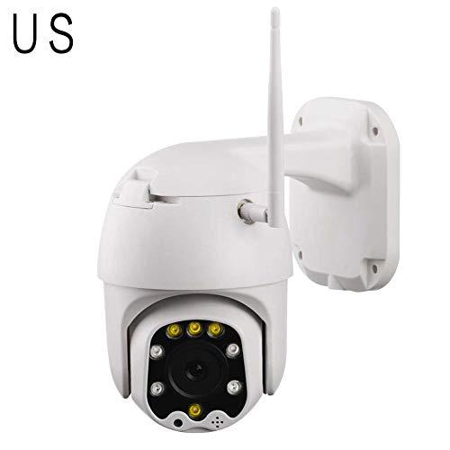 KiGoing Audio Intercom Remote Intelligente Überwachungskamera 1080P WiFi HD Nachtsicht 2,5 Zoll PTZ Cctv-video-encoder