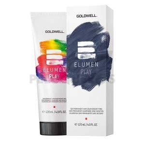 Goldwell Elumen Blue Semi Permanent Play Hair Color Blau 120 ml