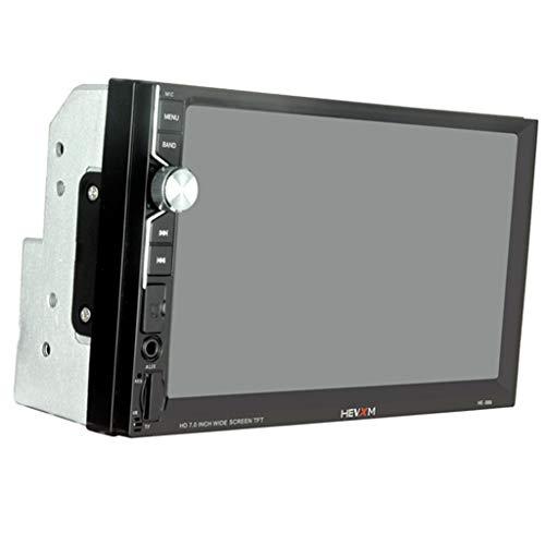 Homyl Autoradio Multimédia Numérique 7 Pouces TFT HD MP5 Lecteur + Caméra De Recul