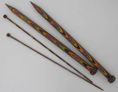 Knit Pro KP20261 - Agujas para Hacer Punto (Madera, 40 cm de...