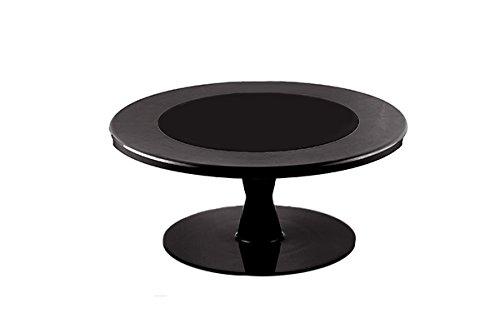 Silikomart 72.362.20.0065 HULA UP BLACK M - CAKE STAND MEDIUM ø300 MM (Cake Black)