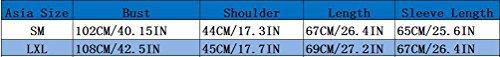 Cardigan Lungo Donna Cavo Maglione Lavorato Colori Solidi Manica Lunga Maglione Con Bottoni Tasca Moda Aperto Pullover Cardigan-pullover Cadere Inverno Grigio scuro