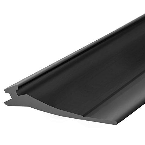 STEIGNER-Junta-para-la-Puerta-de-Garaje-SBD03-Negra-PVC-52x2-mm-4-m