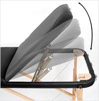 Zoom IMG-1 panca per massaggi 3 zone
