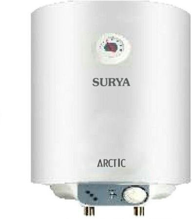 Surya Roshni ltd Copper Arctic Water Heater (White, 25 Ltr)