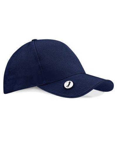 Beechfield - Casquette de Baseball - Homme Bleu Bleu marine