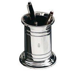 Bleistiftköcher - Edelchrom