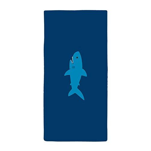 rio-azul-nautico-tiburon-cena-absorbente-cena-absorbente-toalla-toalla-de-bano-toalla-de-playa-de-mi