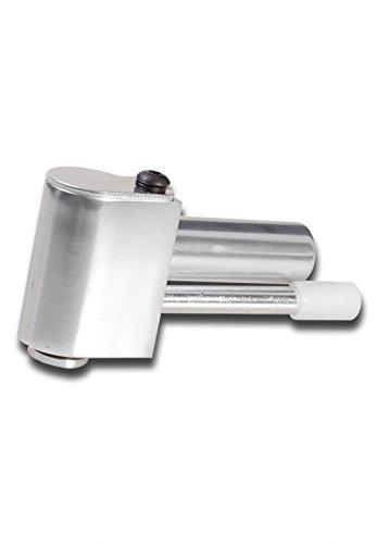 altrado Headshop Proto Vape\' Metallpfeife Vaporisator B - Qualität - Silber - für Tabakwaren und Kräuter