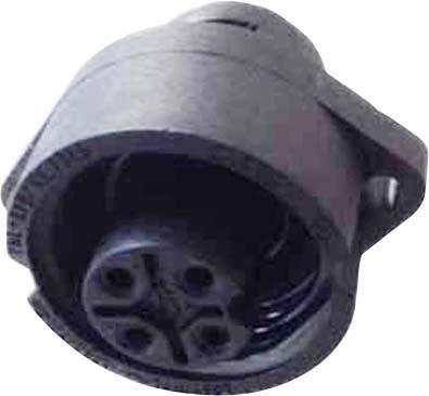 Scharnberger+Has. Flanschdose 57891 Spezial-IP67 Mechanisches Zubehör für Leuchten 4034451578913