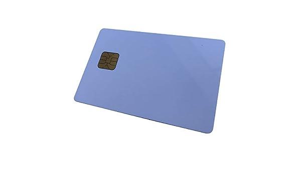 alta qualit/à Atmel 24C16 ISO7816 contatto Smart IC tessera Telefono o pacchetto di 10