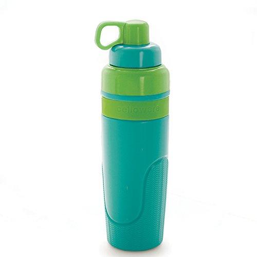 Cello Gripo Water Bottle, 600ml, Green