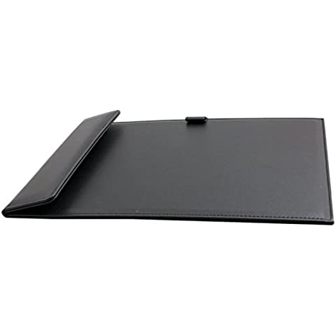 Denshine Tablillas con Sujetapapeles Carpetas A4 de piel
